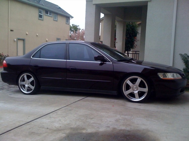 Likeabo 1998 Honda Accord Specs Photos Modification