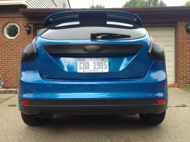 KennyL89's 2012 Ford Focus