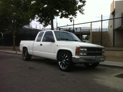 remlot69 1992 Chevrolet 1500 Extended Cab