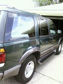 Bdr-McSteely 1997 Ford Explorer