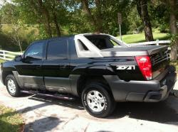 Frank-Bakers 2002 Chevrolet Avalanche 1500