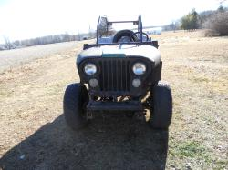 20003geclipse 1979 Jeep CJ7