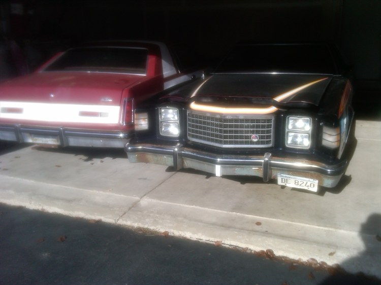 Ford LTD 2 Sport http://www.cardomain.com/ride/3954040/1977-ford-ltd/