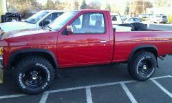 1997 Nissan D21 Pick-Up