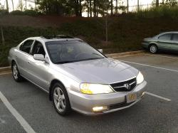 James-Thomas 2003 Acura TL