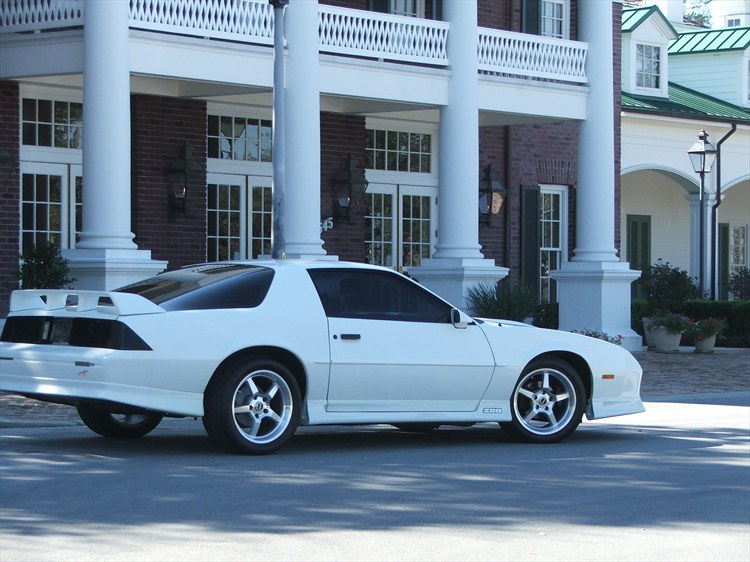 Kechristy S 1991 Chevrolet Camaro In Wilmington De