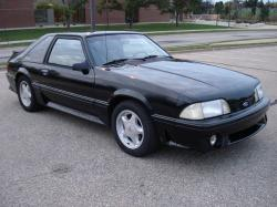 HuskerNation 1993 Ford Mustang
