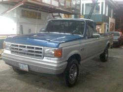 excalete 1991 Ford F150 (Heritage) Regular Cab