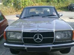 abah 1984 Mercedes-Benz 230