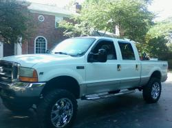 izyahdaddy 2003 Ford F250 Super Duty Crew Cab