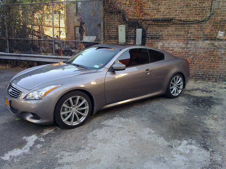 pio3425 39 s 2008 infiniti g g37 sport coupe 2d in new york ny. Black Bedroom Furniture Sets. Home Design Ideas