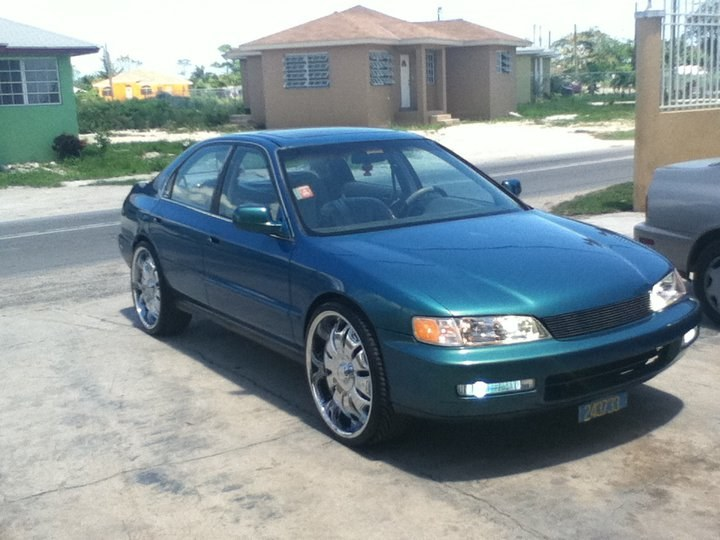 Nolia Boi 242 1997 Honda Accord Specs Photos