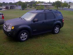 socarod71 2008 Ford Escape
