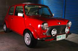 Jeff-Law 1994 Austin Mini