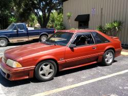 Kevin-Ambrow 1990 Ford Mustang