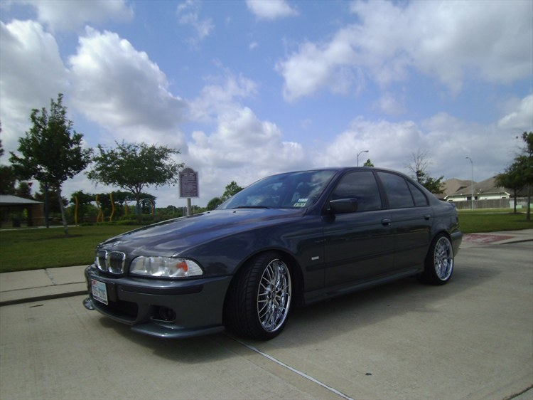 yatta12 39 s 2000 bmw 5 series 540i sedan 4d in houston tx. Black Bedroom Furniture Sets. Home Design Ideas