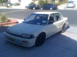 Lil_Civic_90 1990 Honda Civic