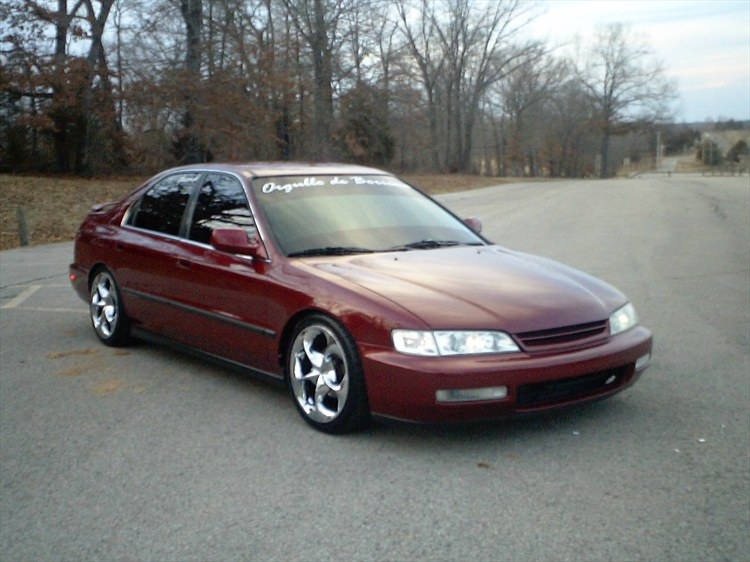 cjsr0184 1996 Honda Accord