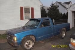 Scott-Sr 1992 GMC Sonoma Regular Cab