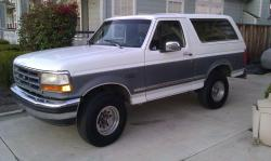 jim robs 1993 Ford Bronco