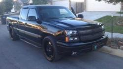 mikesmiff07 2006 Chevrolet Silverado (Classic) 1500 Extended Cab