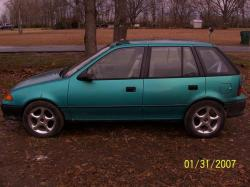 Chris-Krin 1993 Geo Metro