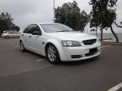 rx3gt 2007 Holden Commodore