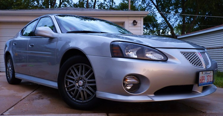 vXRegicideXv 2007 Pontiac Grand Prix
