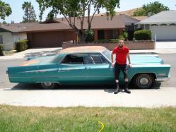 stereolith 1967 Cadillac DeVille