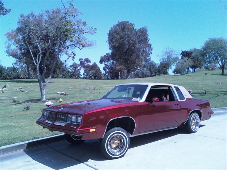 1982 Oldsmobile Cutlass Calais