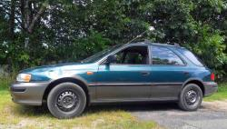 NorthernRedneck 1995 Subaru Impreza