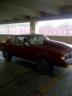 Trigga_14 1986 Buick Regal