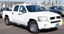 master4speed 2007 Mitsubishi Raider Double Cab