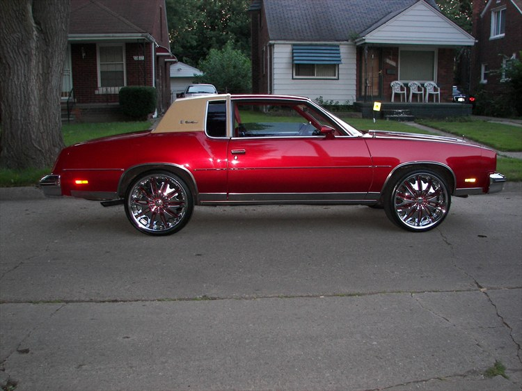 Another GreezyGre 1979 Oldsmobile Cutlass Supreme post... - 15488402