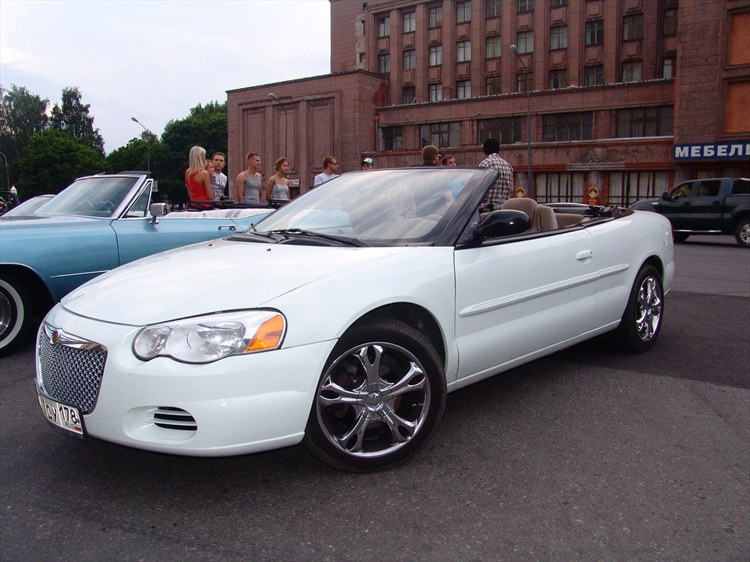 My Second Sebring Convertible - 15898472