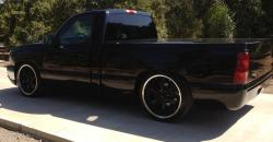 richy92 2003 Chevrolet Silverado (Classic) 1500 Regular Cab
