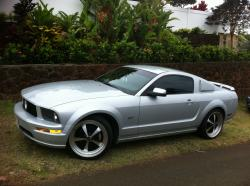 808gt46300 2007 Ford Mustang