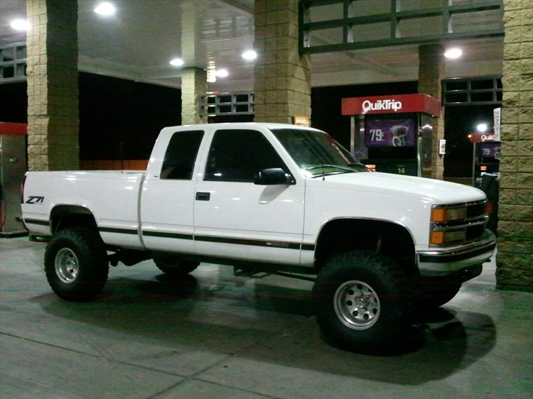 1997 Chevy Z71 Extended Cab Autos Post