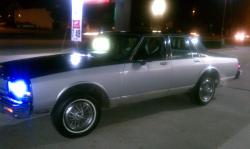 THACHEVYRYDER 1985 Chevrolet Caprice Classic