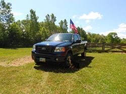 alexk127's 2007 Ford F150 Super Cab