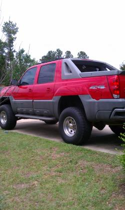 tgreer11 2002 Chevrolet Avalanche 2500