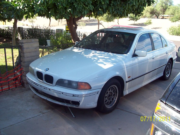 babyboyaz 1997 BMW 5 Series