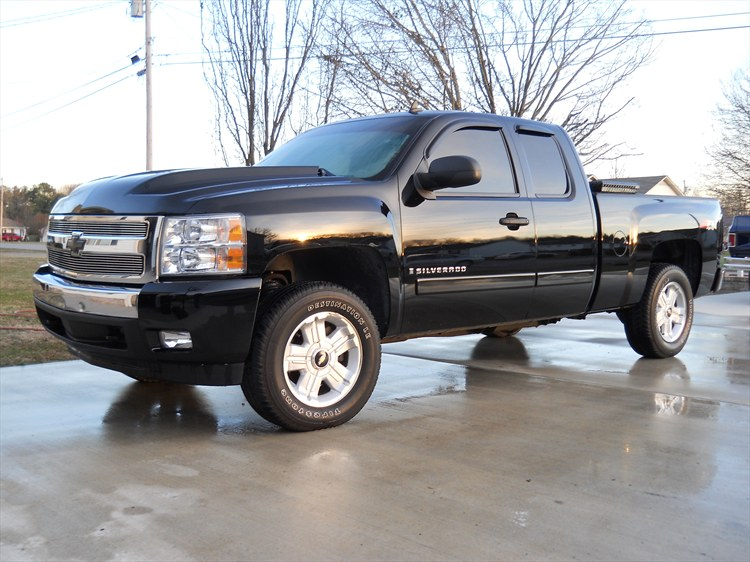 931chevys 2008 chevrolet silverado 1500 extended cablt pickup 4d 6 1 2 ft specs photos. Black Bedroom Furniture Sets. Home Design Ideas