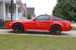 mrgbreezy 1986 nissan 300zx specs photos modification. Black Bedroom Furniture Sets. Home Design Ideas