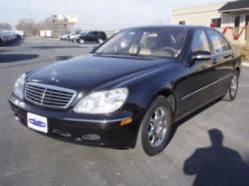69Dealy 2002 Mercedes-Benz S-Class