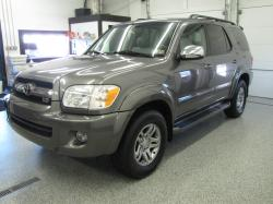 hoops42day 2007 Toyota Sequoia