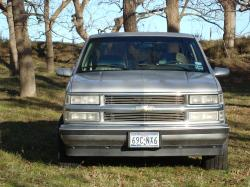 quixSSilver 1992 Chevrolet 1500 Extended Cab