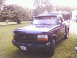 Douglas-Heilman 1992 Ford F150 Regular Cab