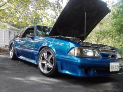 tooblue88 1988 Ford Mustang