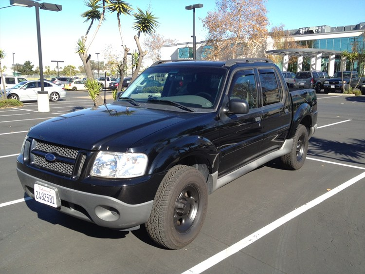 CK@AutoAnything 2005 Ford Explorer Sport Trac